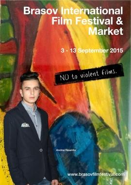 Poster Brasov Film Festival 2015