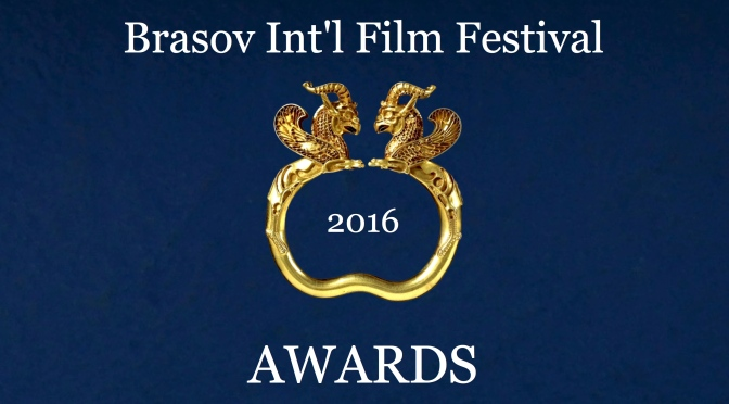 Brasov Int'l Film Festival 2016 Announces Award Winners