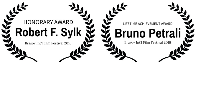 """Brasov Int'l Film Festival Announces the 2016 Winners of the """"Honorary"""" and of the """"Lifetime Achievement"""" Awards"""