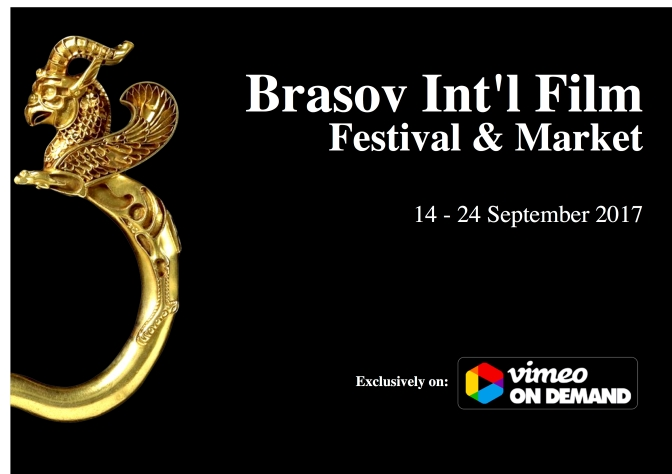 Brasov Int'l Film Festival is Open for Submissions and Announces 2017 Dates