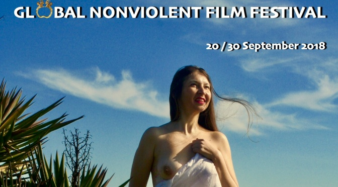 Global Nonviolent Film Festival Unveils Its 2018 Poster