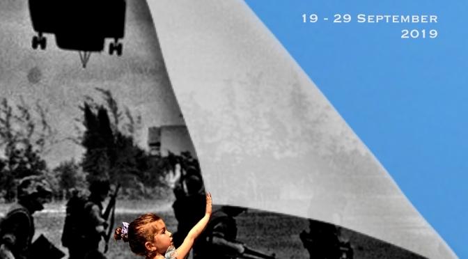 Global Nonviolent Film Festival Reveals 2019 Official Poster